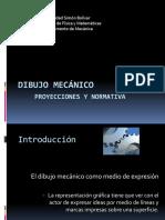 Proyecciones y Normativas