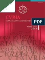Curia Raport Anual 2014 Ro