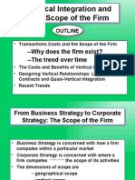 3rdchap13ppt4924.Ppt the Scope of a Firm