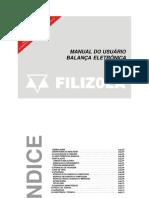 Manual de Usuario - Filizola Mf - Mfi - [Www.drbalanca.com.Br}