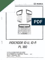 Manual de manutenção - Filizola IDM - IDU - PL180 - [WWW.DRBALANCA.COM.BR}.pdf