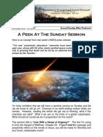 Pastor Bill Kren's Newsletter - June 18, 2017