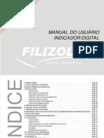 Manual de Usuario - Filizola Ids II - [Www.drbalanca.com.Br}