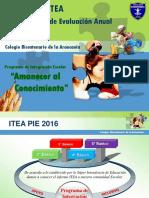 ITEA PIE
