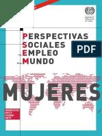 Perspectivas Sociales y del Empleo en el Mundo