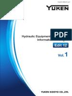 YUKEN Hydraulic Equipment Catalogue -- ActiBook