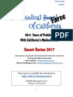 2017AdvocatesMedicalBoardSunsetReviewFinal
