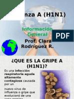Gripe Influenza (A1 N1)