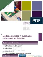 Presentación Amazon
