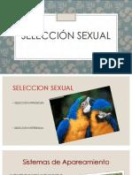 Selección Sexual