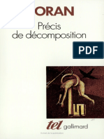 Precis de Decomposition