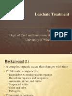 427 Leachate Treatment