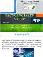 Tecnologias en Salud