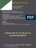 Prosedur kolonoskopi - dr. Suwito 22-4-17.pptx
