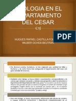 Geologia en El Departamento Del Cesar Diapositivas