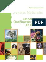Los seres vivos. Clasificación y formas de desarrollo ALUMNOS