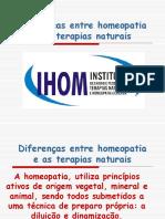 Homeopatia x Terapias Naturais v1.0