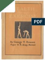 Health Through Exercise