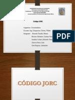 Codigo JOR