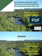Presentacion de Biodiversidad del Ecuador