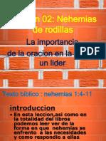 estudio de nehemias Leccion 02