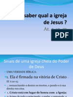 Sinais de uma igreja cheia do Poder de Deus office 2007.pptx