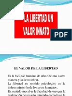 Los Márgenes y Límites de La Libeertad
