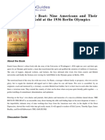 ReadingGroupGuides.com - The Boys in the Boat Nine Americans and Their Epic Quest for Gold at the 1936 Berlin Olympics