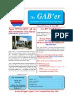 GAABer June 2017