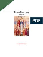 Maria Triunfara - Autor Frank Duff - Legion de Maria