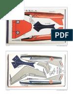Vintage Paper Planes 07