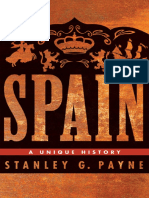Payne, Stanley G-Spain _ a Unique History-University of Wisconsin Press (2011)