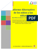 2014-11 Informe Alternativo NNA ROIJ-Chile