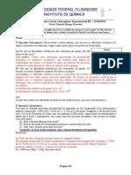 Gabarito 1a Prova de Quimica Geral I 01_2012 (1)
