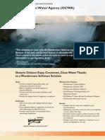 2009 Ontario Clean Water Agency