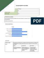 Levantamiento perfil HR manager