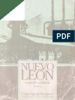 Nuevo León. Textos de Su Historia, Tomo 1, Celso Garza Guajardo, Compilador