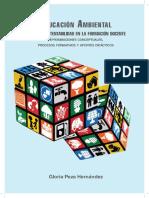 LIBRO Educación Ambiental Formación Docente 2014 Opt
