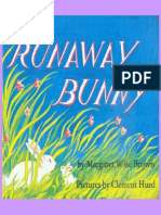 The Runaway Bunny Spanish  - Margaret Wise Brown