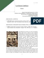 John EDWARDS - La España de los Reyes Católicos 1474 – 1520 (reseña)