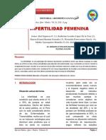 ARTICULO Infertilidad Femenina Expoo