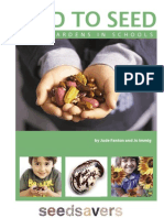 Seed Savers Food Gardens in Schools Handbook