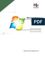 Microsoft Windows 7 Manual