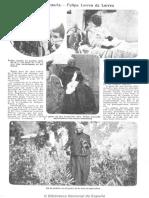 - Caras y Caretas (Buenos Aires) 582 - 27-11-1909 - Pág. 7 - Felipa Larrea de Larrea, La Última Esclava