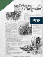 Caras y Caretas (Buenos Aires) 009 - 3-12-1898 Página 10 - El Organito (ARIAS)