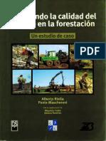 Explorando La Calidad Del Empleo en La Forestación
