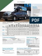 16RV&TT Ford Transit Sep28