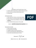 Resultados Practica Ph, Acidez y Humedad