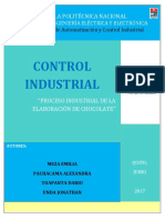 Chocolate Proyecto Control