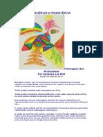 PACIÊNCIA E PERSISTÊNCIA - OS ARCTURIANOS.docx